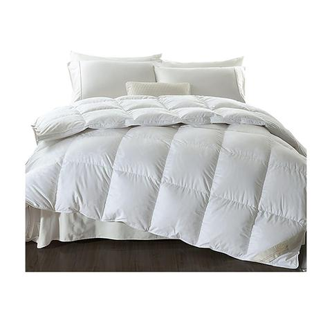 500gsm All Season Goose Down Feather Filling Duvet In King Size 1 item