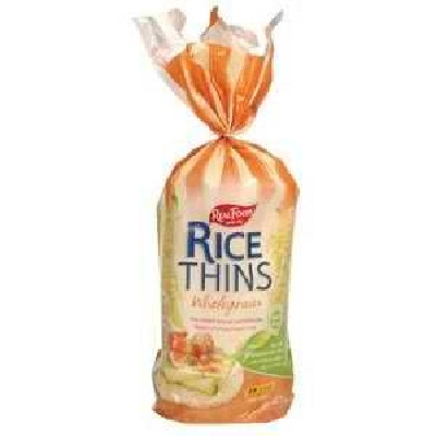 Real Foods Wg Rice Thins (6x5.3oz )