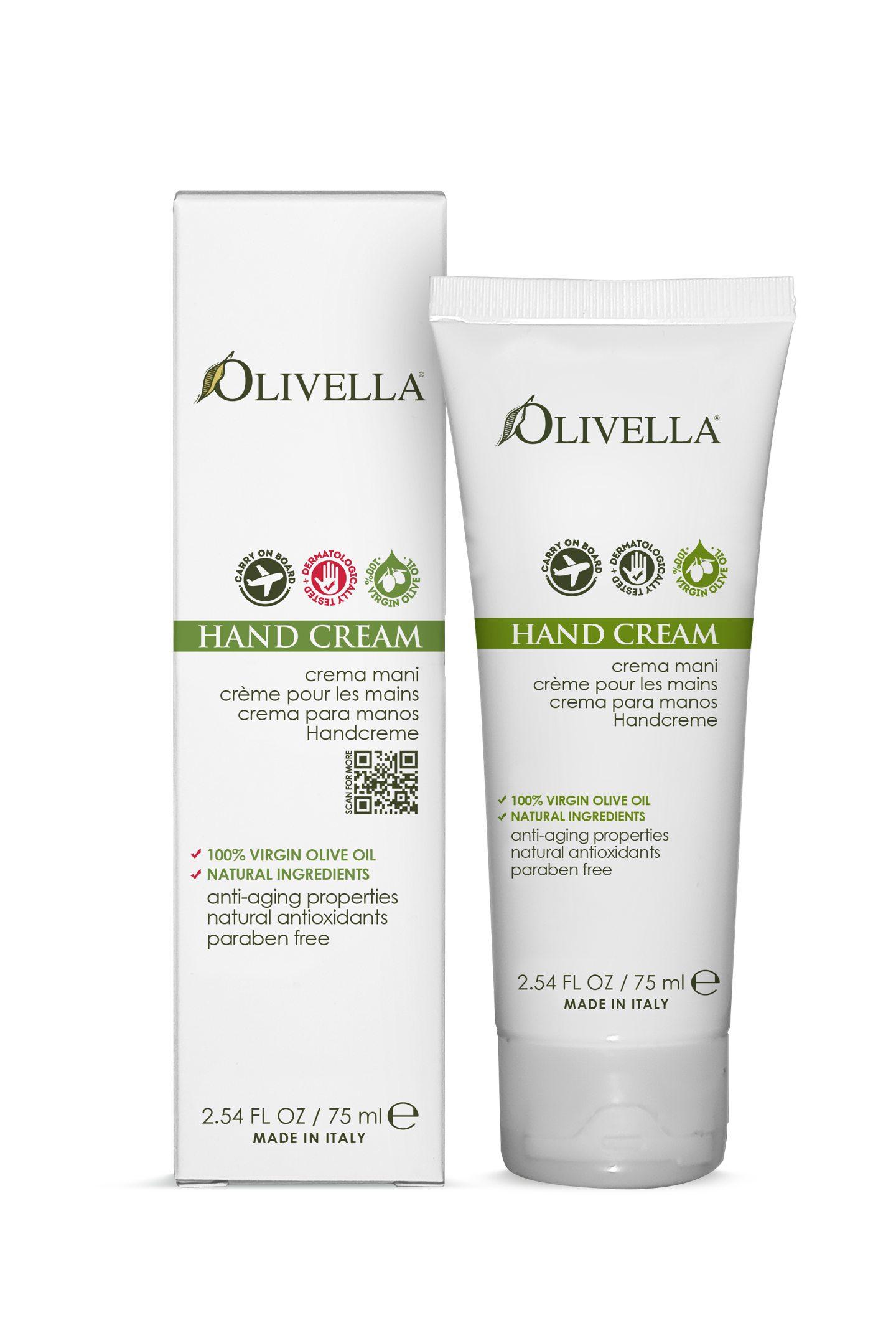Olivella Hand Cream (tube)