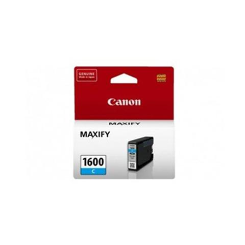 Canon Pgi1600c Cyan Ink Tank 300 Pages 1 item