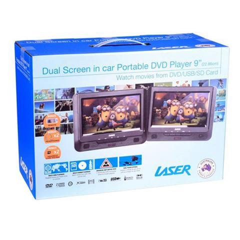 Laser Dvd Player Dual 1 item