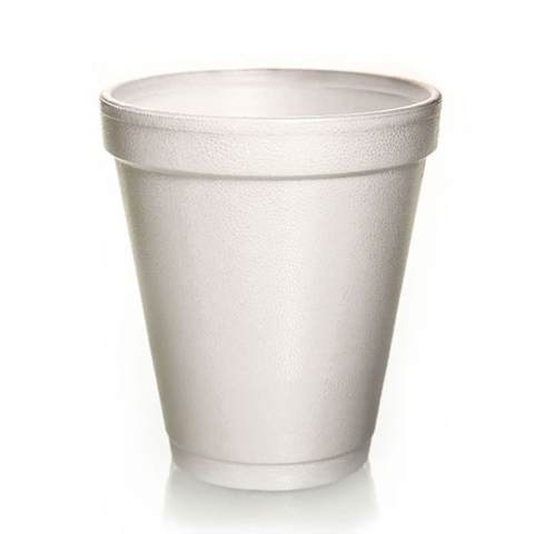 Foam Cups 8oz. (227ml) 1 item