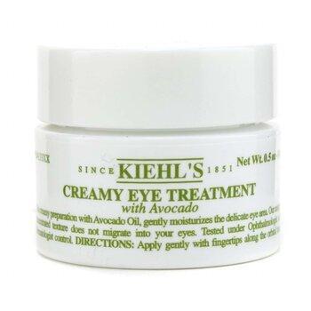 Creamy Eye Treatment With Avocado 14gl or 0.5oz 14gl/0.5oz