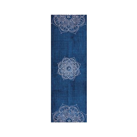 Yoga Mat Midnight Rise Eco Rubber Dark Blue 1 item