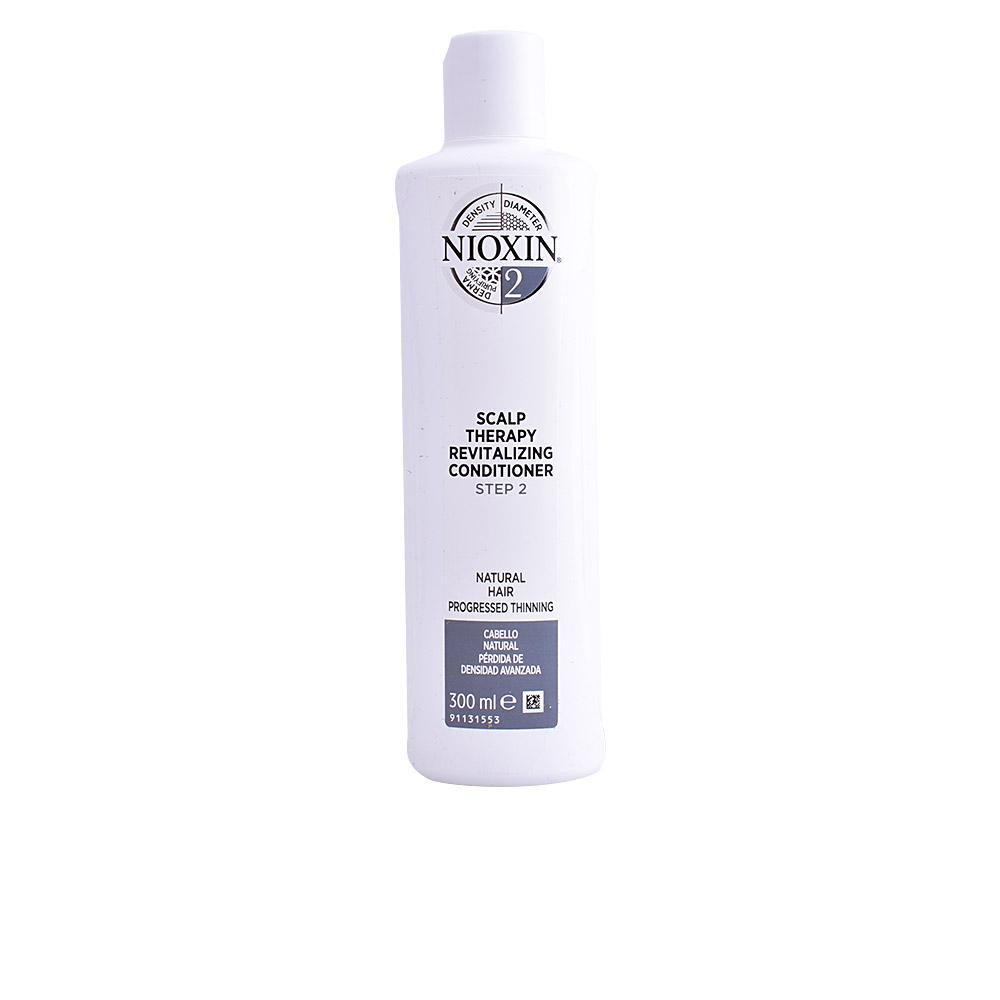 Nioxin System 2 Conditioner Scalp Revitaliser Fine Hair 300 Ml