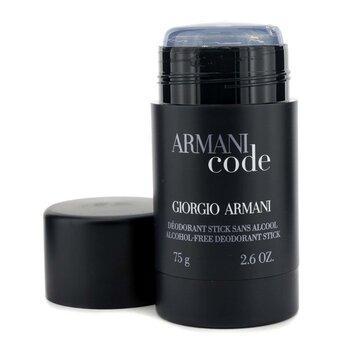 Armani Code Alcohol-free Deodorant Stick 75g or 2.6oz 75g/2.6oz