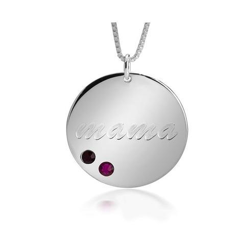 Birthstone Necklace 1 item