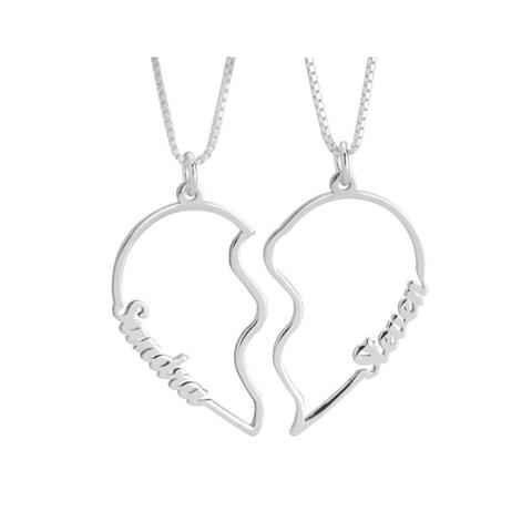 His And Her Necklaces 1 item