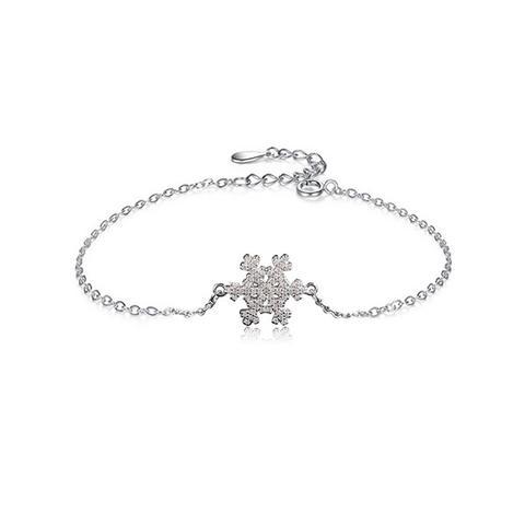 Snowflake Bracelet 1 item