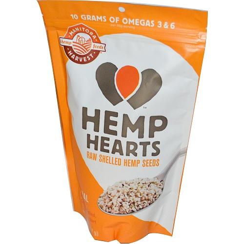 Manitoba Harvest Manitoba Hemp Hearts  (1x5 Lb  )
