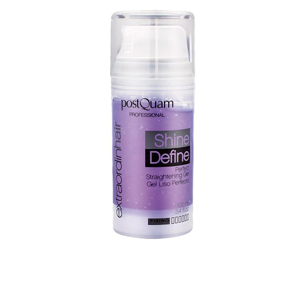 Postquam Hair Care Extraordinhair Shine Define Perfect Straightening