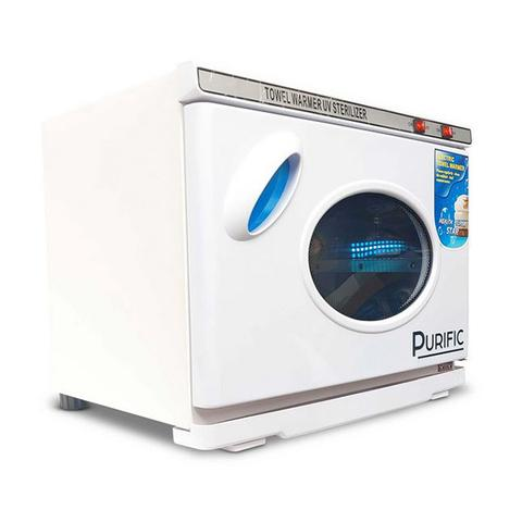 25l Single Door Towel Warmer Uv Sterilizer Hot Electric Heater Cabinet 1 item