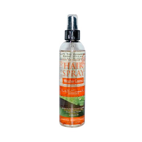Mill Creek Hair Spray Weather Control (8 Fl Oz)