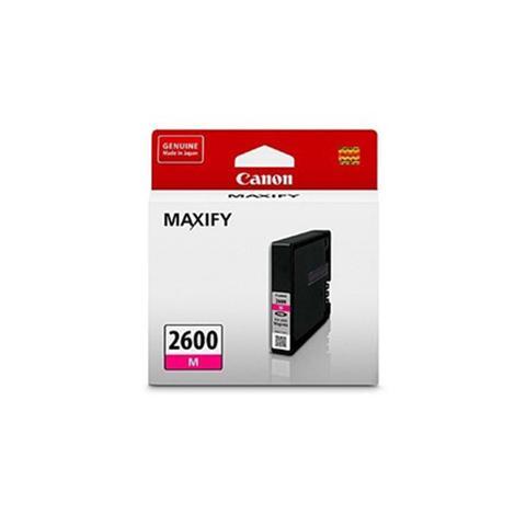 Canon Pgi2600m Magenta Ink Tank 700 Pages 1 item