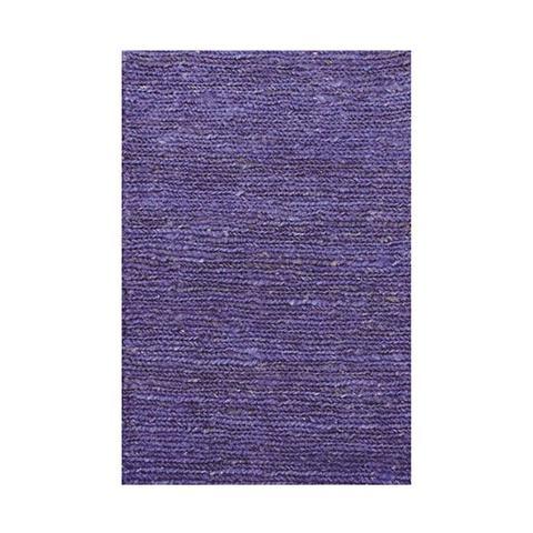 Hemp Blue Hand Woven Rug 200 x 290 cm