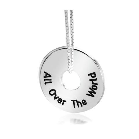 Circle Necklace 1 item
