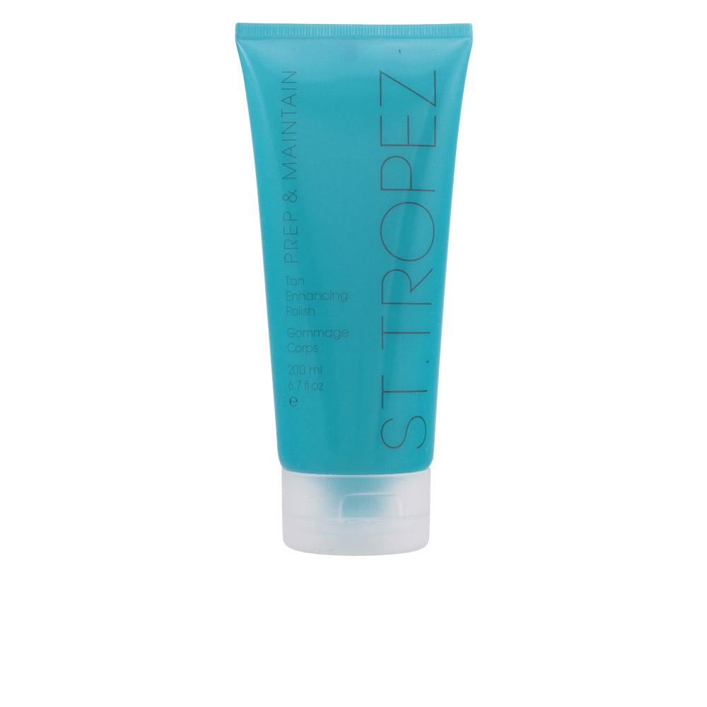 St.tropez Body Polish Tan Enhancing Scrub 200 Ml
