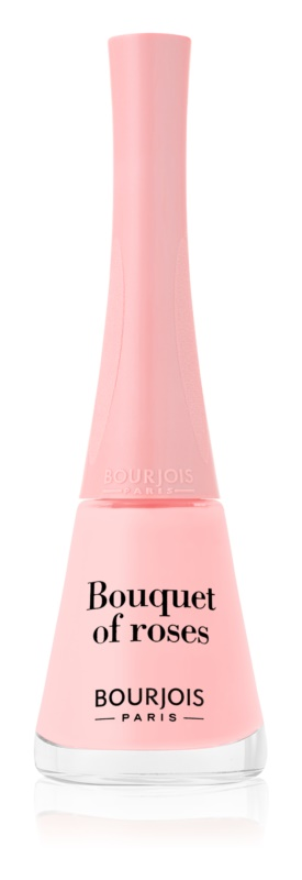 Bourjois 1 Seconde Nail Polish #013-bouquet of Roses