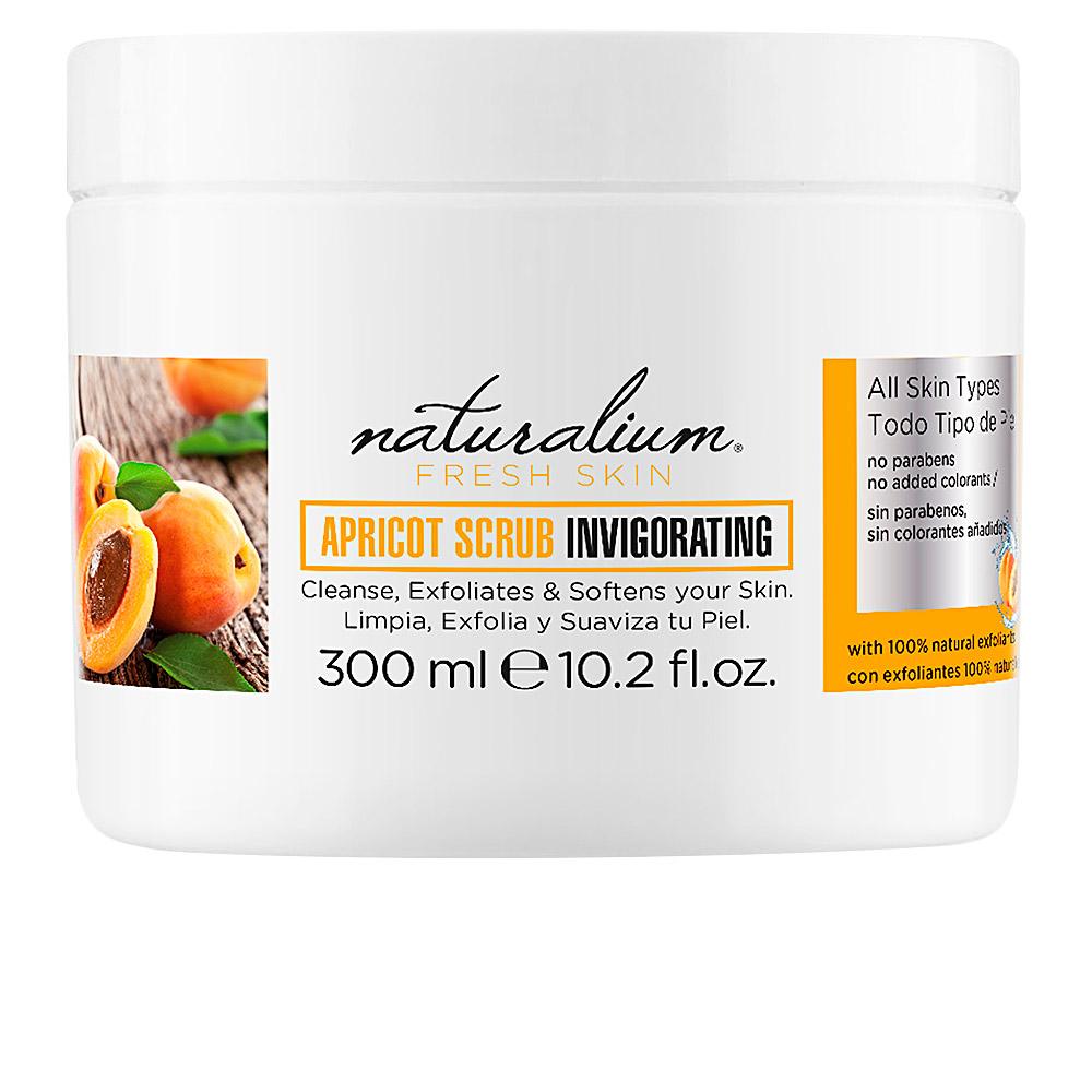 Naturalium Apricot Scrub Invigorating 300 Ml