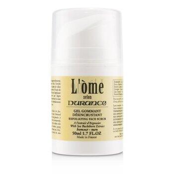 L'ome Exfoliating Face Scrub 50ml or 1.7oz 50ml/1.7oz