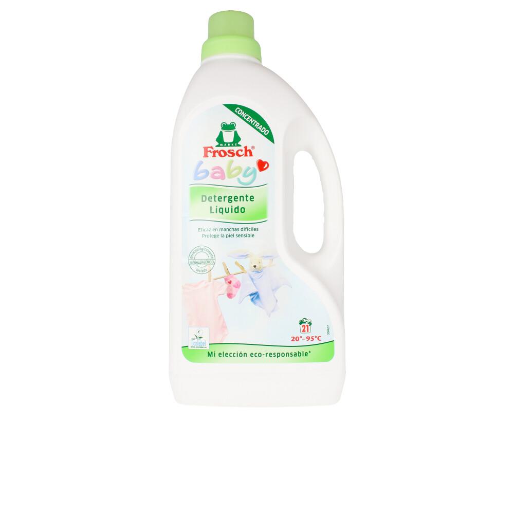 Frosch Frosch Baby Ecológico Detergente Líquido 21 Lavados 1500 Ml