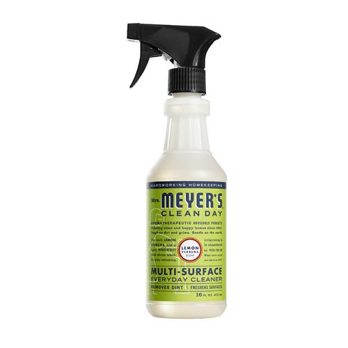 Mrs. Meyer's Multi Surface Spray Cleaner Lemon Verbena (16 Fl Oz)