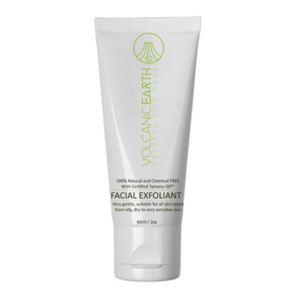 Volcanic Earth Honey And Pumice Exfoliant