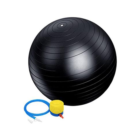 75cm Static Strength Exercise Stability Ball With Pump 1 item