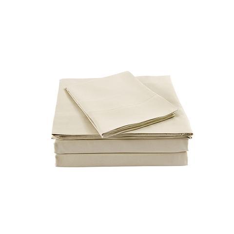 Royal Comfort Bamboo Blended Sheet Pillowcases Set Ultra Soft Double 1 item