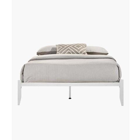 Rust Resistant Metro Metal Bed Base Queen