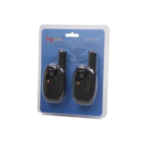 Digitalk Personal Mobile Radio - 3181 Twin Pack 1 item