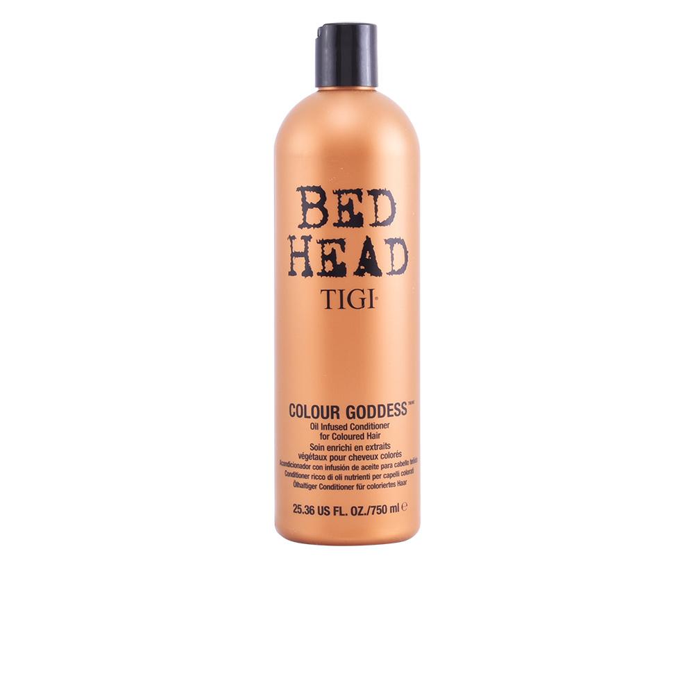 Tigi Bed Head Colour Goddess Oil Infused Conditioner 750 Ml
