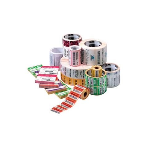 Zebra Perform 1kd 4inx6in Uncoated White Adhesive 1k Labelper Roll 1 item