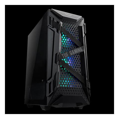 Asus Gt301 Tuf Gaming Case Black Atx Tempered Glass 1 item