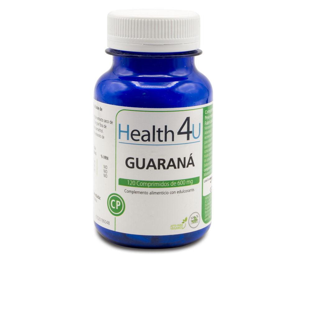 H4u H4u Guaraná 120 Comprimidos De 600 Mg