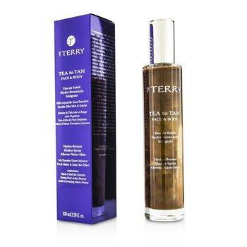 Tea To Tan Hydra-bronze Shaker Spray Allover Water-mist (face & Body) 100ml or 3.38oz 100ml/3.38oz