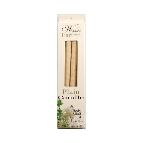Wally's Candle Plain (4 Candles)