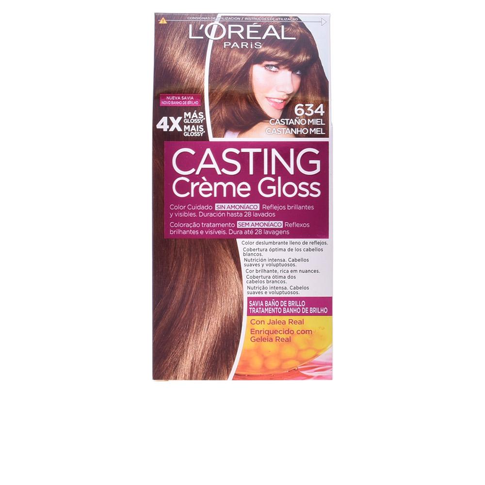 L'oréal Paris Casting Creme Gloss #634-castaño Miel