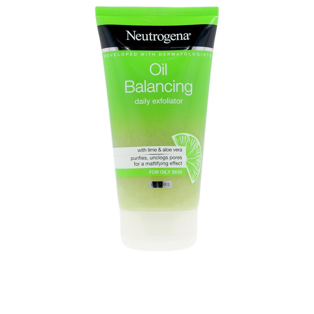Neutrogena Oil Balancing Daily Exfoliator 150 Ml