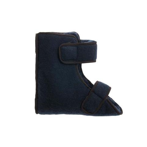 Breathable Heel Protectors High Cut Pair Navy 1 item