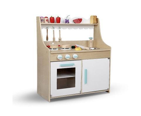 Wooden Kitchen Set - 15 Piece 1 item