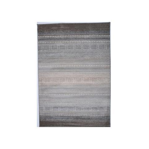 Tibet Dark Rail Rug 117 x 170 cm