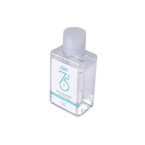 4 Pcs 60ml Hand Sanitiser Instant Gel Wash Alcohol 1 item