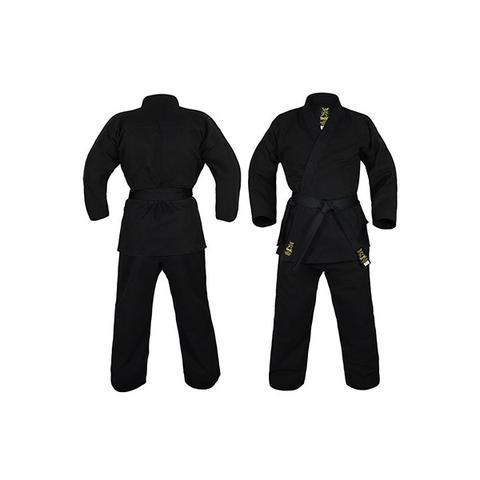 Yamasaki Gold Deluxe Brushed Canvas Karate Uniform Adult 14 Oz 1 item