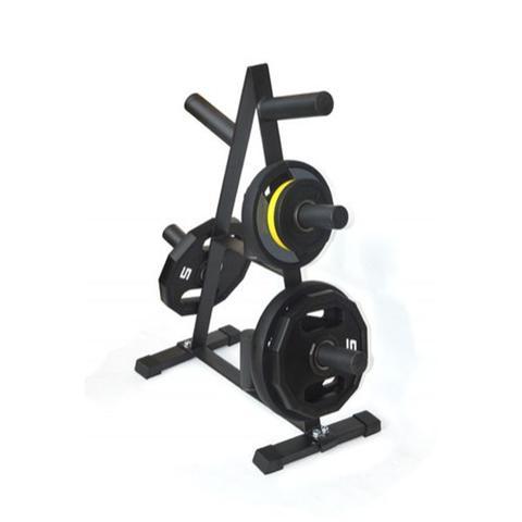 Olympic Weight Plate Storage Rack 250kg Capacity 1 item