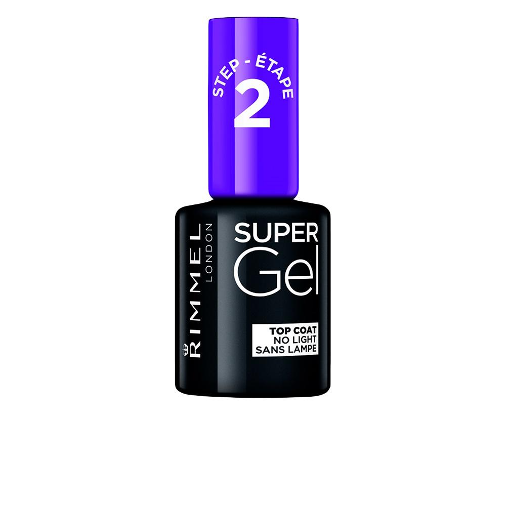 Rimmel London Super Gel Top Coat #001 12 Ml
