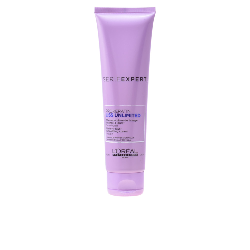 L'oreal Expert Professionnel Liss Unlimited Thermo-crème De Lissage 150 Ml