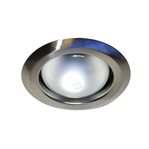 Project Brushed 240v R80 Recessed Downlight 1 item